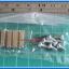 4x เสารองแบบเหลี่ยม 15 มม. 8x สกรู M3 (Pillars 15 mm) thumbnail 2