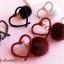 เลือกสีด้านในค่ะ ต่างหู Heart and Fur Korea ER4474 thumbnail 5