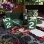 ปฏิทินนกฮูกไม้ DecorLike สีเขียว thumbnail 2