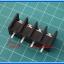 1x Terminal Block 10 mm 4 Pins 300V/25A Connector Barrier Type thumbnail 3
