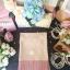 ผ้าพันคอ/ผ้าคลุมไหล่ รุ่น Jasmine Blossom Love สี Rose Peony งานฟรุ้งฟริ้ง งานพรีเมี่ยม น่ารักมากๆ เนื้อผ้าอย่างดี นำไปใช้ได้ในหลายโอกาส คุณผู้หญิงควรมีไว้นะคะ พร้อมกล่องแพคเกจอย่างดี ของขวัญ/ของฝาก thumbnail 7