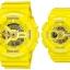 นาฬิกา CASIO นาฬิกาคู่ G-SHOCK GA-110BC-9 และ BABY-G BA-110BC-9 ประกันศูนย์ CMG thumbnail 1