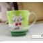 แก้วมักเซรามิคฐานเหลี่ยมรูปแมวขาว (Good Luck) thumbnail 3