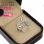 แหวนเพชร ประดับ เพชรCZ แหวนดีไซน์เก๋ สวยหรู ก้านเรียวเล็ก มีลักษณะเรียบง่ายแต่แฝงความโมเดิร์นคลาสสิก thumbnail 2