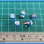 5x Variable Resistor VR 10 Kohm Potentiometer Resistor thumbnail 2