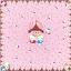 ผ้าพันคอลาย Kitty Carnival thumbnail 1