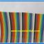 1x Ribbon Flat Cable 28AWG 40 Ways 1 Foot Rainbow (สายแพสีรุ้ง ขนาด 40 เส้นยาว 1 ฟุต) thumbnail 2