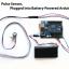 1x เซ็นเซอร์วัดอัตราการเต้น ชีพจร หัวใจ (Pulse Heart Rate Heartbeat Sensor) thumbnail 9