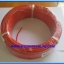 1x Cable Wire 1 meter 0.5 SQ MM Red color (1 meter per lot) thumbnail 1