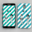 TABOM STRIPE SNAP CASE FOR GALAXY NOTE 3 thumbnail 1