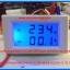 1x Digital LCD AC Voltmeter Ammeter 100-300V 0- 100 Amp Panel Module thumbnail 4