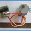 1x Stepper Motor 12Vdc with ULN2003 Motor Driver Board thumbnail 3