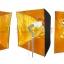 Umbrella softbox 60cm Gold thumbnail 6