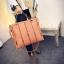 กระเป๋าหนัง เกาหลี thumbnail 1