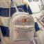 กระเป๋าเป้เล็ก สี Silver thumbnail 9