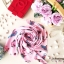 ผ้าพันคอ พร้อมกล่องของขวัญ รุ่น Valentine's Date Night in Cotton Pink (Size M) ผ้าพันคอสีชมพูหวานเย็นลายเครื่องสำอาง มีของขวัญไว้เซอร์ไพรซ์แฟนกันหรือยังคะ นี่เลยค่ะ!!! ของขวัญสุดเซอร์ไพรซ์ให้แฟนของคุณในวันวาเลนไทน์นี้ น่ารักมาก ฟรุ้งฟริ้งกรุ้งกริ้งสุ thumbnail 7