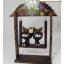 ตุ๊กตาไม้แมวคู่บนชิงช้า thumbnail 2
