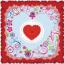 ผ้าพันคอลาย Rose Of Love thumbnail 5