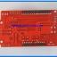 1x JoyStick Keypad Shield Module for Arduino nRF24L01 Nokia5110 LCD I2C (RED PCB) thumbnail 4