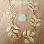 สร้อยคาดผมสไตล์กรีก ใบมะกอก HR4025-OL thumbnail 5