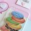 เคสไอโฟน 7/8 เคสไอโฟน เคสไอโฟน7 เคสไอโฟน8 Iphone8 iphone7 iphone case Soft I Love Donut thumbnail 14