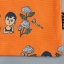 AURORE ORANGE ECO BAG thumbnail 3