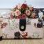 กระเป๋าสตางค์ Chalita wu สีชมพู ลายแมวคู่ thumbnail 1