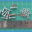 10x M3* 12mm Screws + 10x M3 Nuts (สกรูหัวกลม+น็อตตัวเมีย ขนาด 3มม ยาว 12มม) thumbnail 2