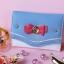 เลือกสีด้านในค่ะ กระเป๋าสตางค์ใบสั้น Pretty Magical Girl WL001 thumbnail 5