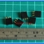 5x Female Pin Header 1x3 Pin Single Row Pitch 2.54mm (5pcs per lot) thumbnail 2