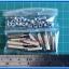 12x M3 Spacers 18 mm + 12x M3 Screws + 12x M3 Nuts (เสารองพีซีบีแบบปลายผู้เมีย 18 มม) thumbnail 2