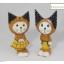 ตุ๊กตาไม้แมวคู่ ชาย-หญิง thumbnail 6