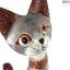 ตุ๊กตาไม้แกะสลักแมวบาหลี แบบ C thumbnail 2