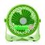 ราคาพิเศษ!! พัดลมตั้งโต๊ะ ปรับก้มเงยได้ พัดลมพกพา ลมเย็น ลมแรง Desktop mimi portable fan 360 degree ปรับแรงลมได้ ช่วยให้อากาศหมุนเวียนใช้ดูดและระบายอากาศก็ได้ thumbnail 7