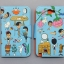 AURORE & FRIENDS FLIP CASE FOR GALAXY NOTE 2 thumbnail 1