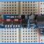 1x แหล่งจ่ายไฟเสียบเบรดบอร์ด 7-12Vdc เป็น 5/3.3 Vdc พอร์ต USB thumbnail 6