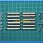 12x M3 Spacers 30 mm + 12x M3 Screws + 12x M3 Nuts thumbnail 2