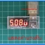 1x USB Charger Doctor Voltmeter Ammeter Tester 1- Ch Output Module thumbnail 2