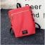 กระเป๋าเป้ Pocket Flap style สีแดง thumbnail 5