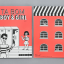 TABOM BOY & GIRL COMICS STICKY NOTE thumbnail 1