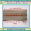 1x Ribbon Flat Cable 28AWG 40 Ways 1 Foot Rainbow (สายแพสีรุ้ง ขนาด 40 เส้นยาว 1 ฟุต) thumbnail 1