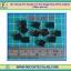 10x Female Pin Header 1x3 Pin Single Row Pitch 2.54mm (10pcs per lot) thumbnail 1