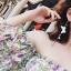 ต่างหู White Butterfly Korea ER90141 thumbnail 4