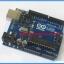 1x Arduino UNO R3 ATMEGA328P-PU development board thumbnail 6