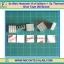 5x Mini Heatsink 11x11x5mm + 5xThermal Glue Tape 3M Brand (แผ่นระบายความร้อน+แผ่นกาว 3M) thumbnail 1