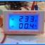 1x Digital LCD AC Voltmeter Ammeter 100-300V 0- 100 Amp Panel Module thumbnail 6