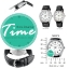 นาฬิกาคู่ นาฬิกาคู่รัก ใหม่แกะกล่อง มีใบรับประกัน แท้ 100% thumbnail 1