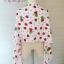 ผ้าพันคอ/ผ้าคลุมไหล่/ผ้าคลุมให้นม รุ่น Strawberry A Pois (Size S) สีตามภาพ ผ้าพันคอสีขาวตัดกับลาย Strawberry อย่างลงตัว มุ้งมิ้งน่ารักไปอีกแบบ สลับกับลายดอกไม้ประปรายทั่วผืนผ้า ลายน่ารักสดใสขนาดนี้อย่าพลาดนะคะ พร้อมกล่อง/ซองแพคเกจอย่างดี ของขวัญ/ของฝาก thumbnail 10