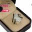 แหวนเพชร ประดับ เพชรCZ ดีไซน์สวยเพิ่มความโดดเด่นให้กับเรียวนิ้ว ให้ลุคของคุณดูสง่าได้อย่างไม่น่าเชื่อ สวยอย่างมหัศจรรย์ thumbnail 2