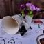 แก้วมัคเซรามิคปากแตร รูปเพนกวินท้าลมหนาว thumbnail 2